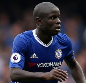 NGolo Kante Talks